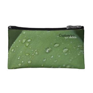 Morning Rain Customizable Makeup Bags