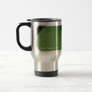 Morning Rain; Customizable Travel Mug