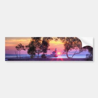 Morning Rays Bumper Sticker