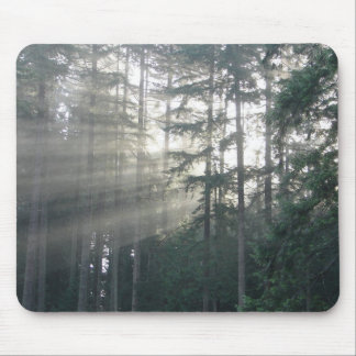 Morning Rays Mousepad
