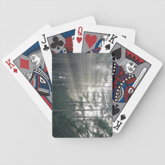 Morning Rays Playing Cards