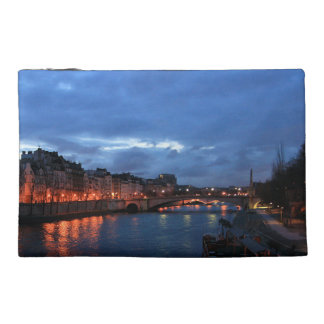 Morning Seine Travel Accessory Bag
