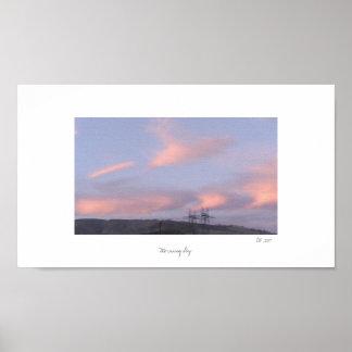 Morning Sky Print