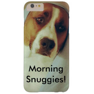 Morning Snuggies. Barely There iPhone 6 Plus Case