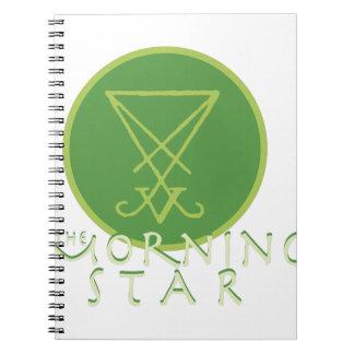Morning Star Spiral Notebook