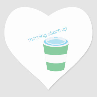 Morning Start Up Stickers