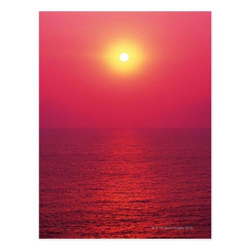 Morning Sun 3 Post Cards