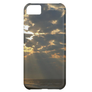 Morning Sun and Ocean iPhone 5C Cover