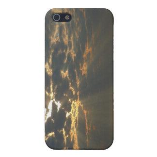Morning Sun and Ocean - Oak Island, NC iPhone 5 Cases