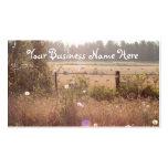 Morning Sunlight Business Card Templates