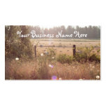 Morning Sunlight Business Cards