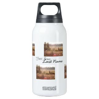 Morning Sunlight; Customizable Insulated Water Bottle
