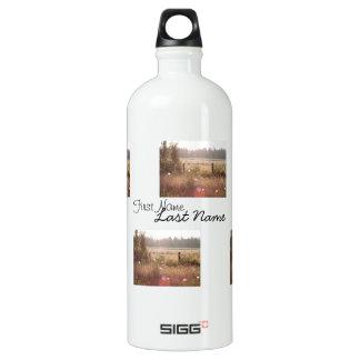 Morning Sunlight; Customizable Water Bottle