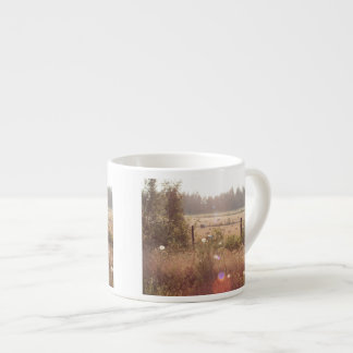 Morning Sunlight; No Text Espresso Cup