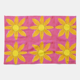Morning Sunshine ~ American MoJo Hand Towel
