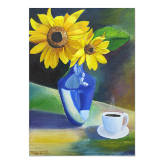 Morning Sunshine II Card