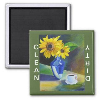 Morning Sunshine II Fridge Magnet