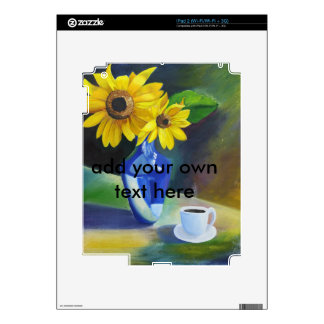 Morning Sunshine! iPad 2 Decal