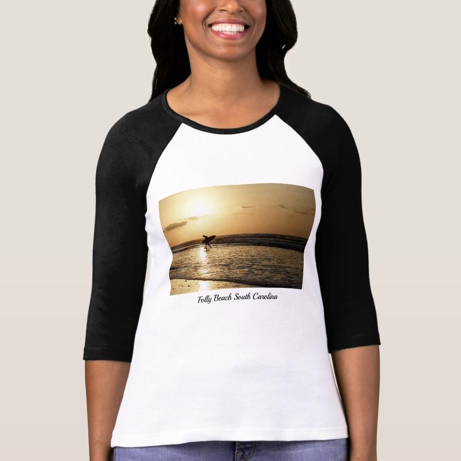 Morning Surfer T-Shirt - Best Selling Long-Sleeve Street Fashion Shirt Designs