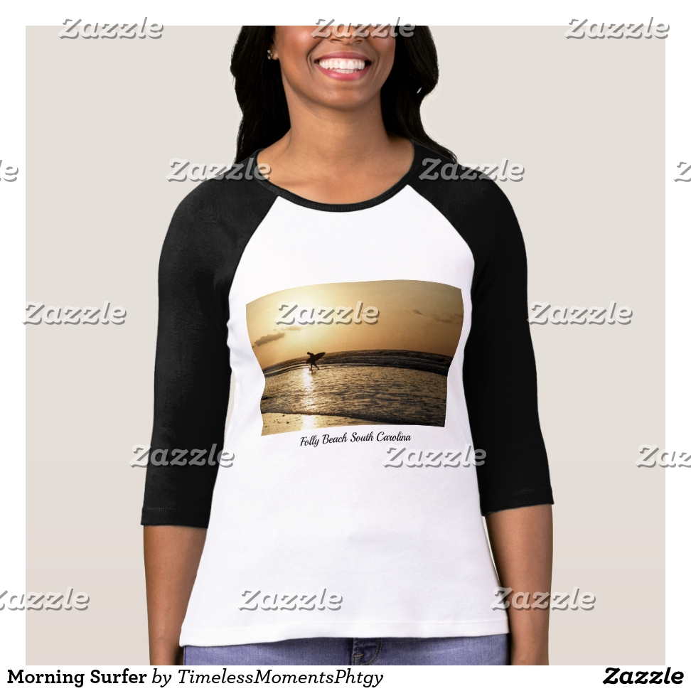 Morning Surfer T-Shirt - Best Selling Long-Sleeve Street Fashion Shirt Designs
