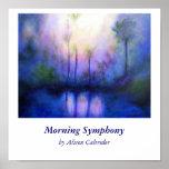 Morning Symphonyby Alison Caltrider Print