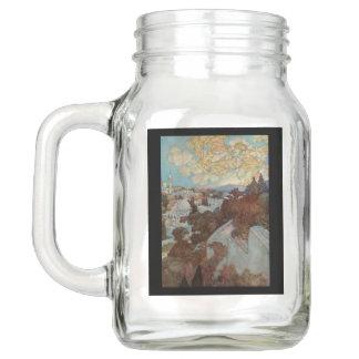 Morning The Rubaiyat Collection Mason Jar