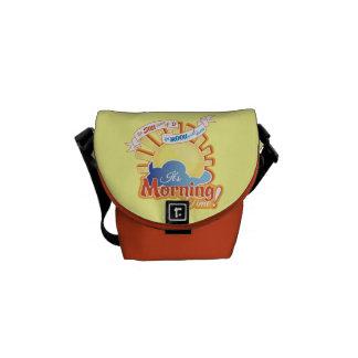 Morning Time Mini Messenger Bag