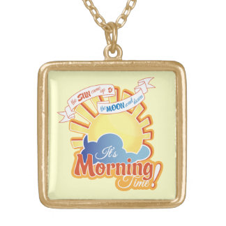Morning Time Necklace