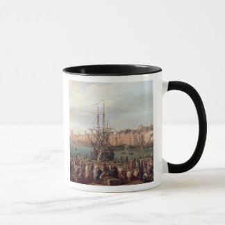 Morning View of the Inner Port of Marseille Mug