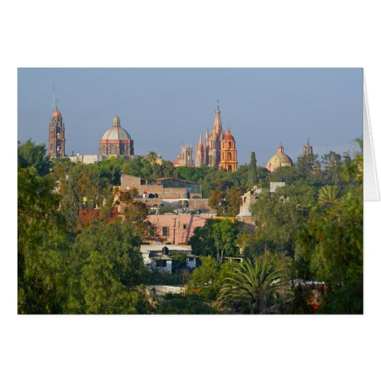 Morning View San Miguel de Allende Card