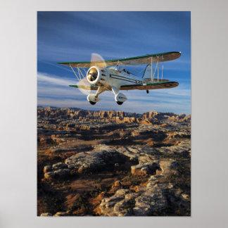 Morning Waco Flight Posters