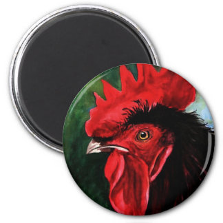 Morning Wake Up Call 2 Inch Round Magnet
