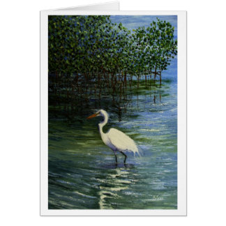 Morning Walk Stationery Note Card