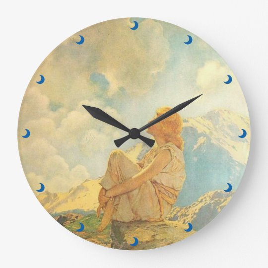 """Morning"" Wall Clock"