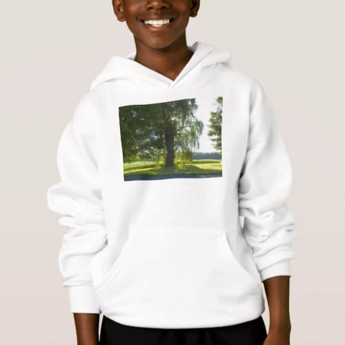 Morning Willow - Start the Day off Bright Hoodie