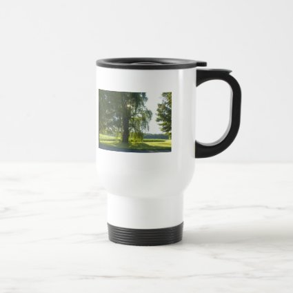 Morning Willow - Start the Day off Bright Mug