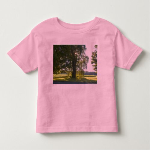 Morning Willow - Start the Day off Bright Toddler T-shirt