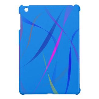 Morning Wind Cerulean Blue iPad Mini Cover