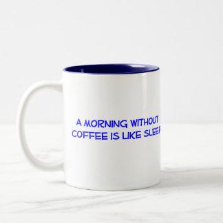 Morning Without Coffee Mug