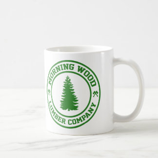 Morning Wood Lumber Co. Coffee Mug