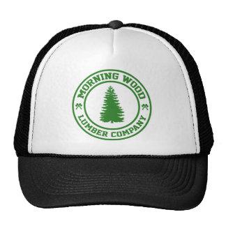 Morning Wood Lumber Co. Mesh Hat