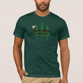 Morning Wood Lumber Co. T-Shirt