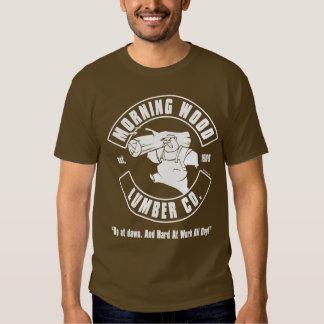 Morning Wood Shirt