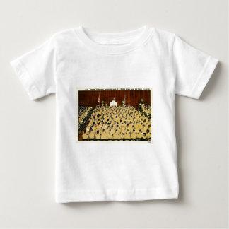 Morning Worship at Marine Base, San Diego, CA Baby T-Shirt
