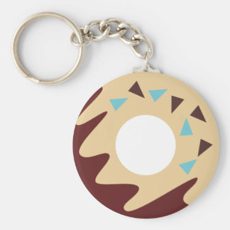 MorningCADonP10 Keychain