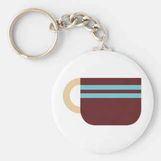 MorningCADonP17 Keychain