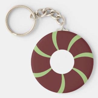 MorningCADonP5 Keychain