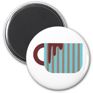 MorningCADonP6 2 Inch Round Magnet