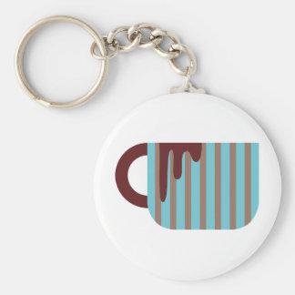 MorningCADonP6 Keychain