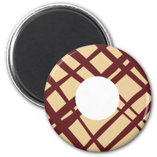 MorningCADonP7 2 Inch Round Magnet